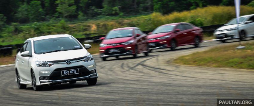 升级后有变更好吗?升级版Toyota Vios 深度试驾评测。 Image #9306