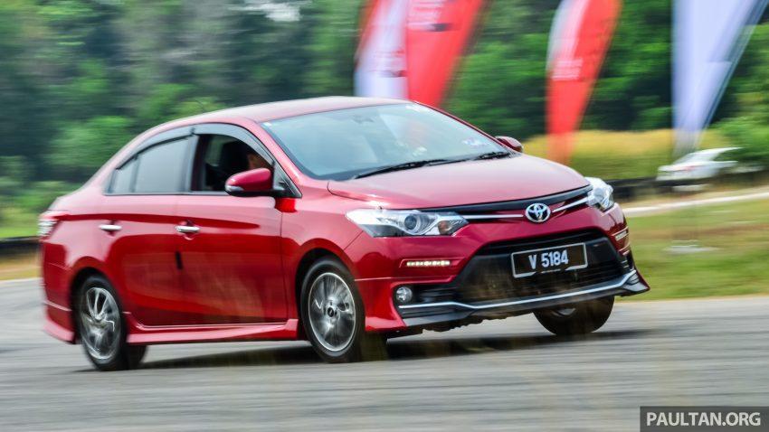 升级后有变更好吗?升级版Toyota Vios 深度试驾评测。 Image #9308