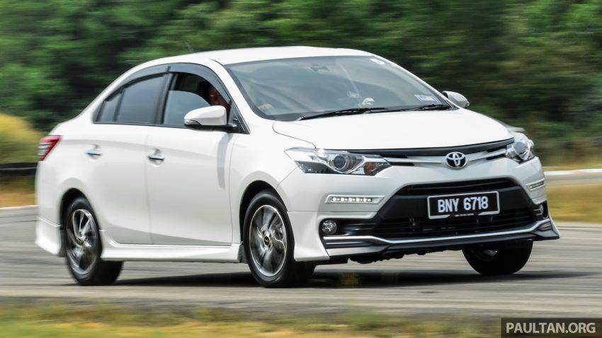 升级后有变更好吗?升级版Toyota Vios 深度试驾评测。 Image #9311