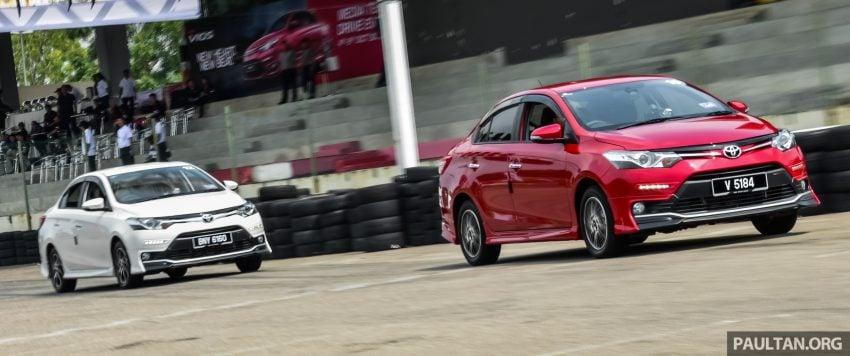 升级后有变更好吗?升级版Toyota Vios 深度试驾评测。 Image #9312