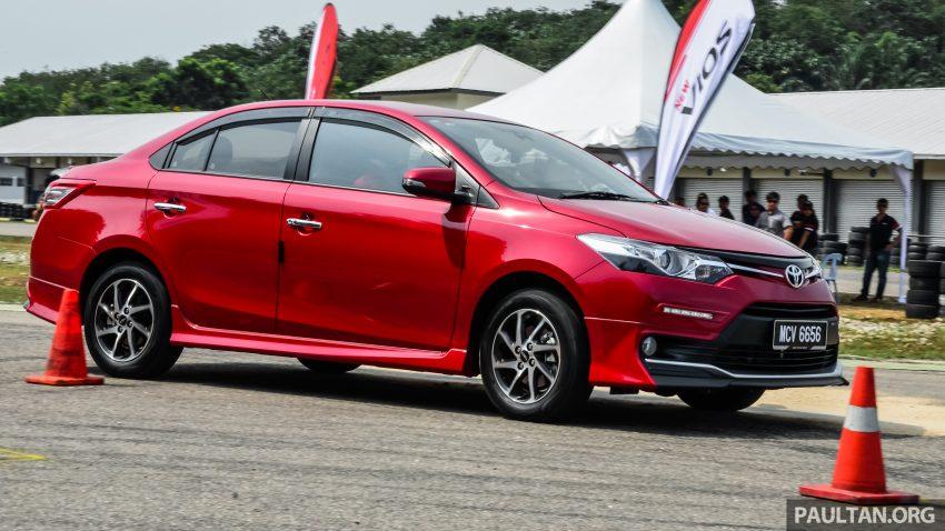 升级后有变更好吗?升级版Toyota Vios 深度试驾评测。 Image #9471