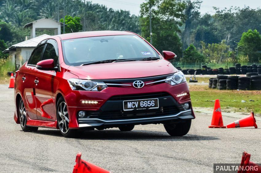 升级后有变更好吗?升级版Toyota Vios 深度试驾评测。 Image #9473