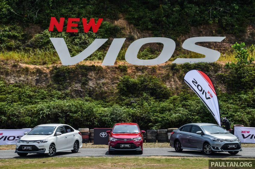 升级后有变更好吗?升级版Toyota Vios 深度试驾评测。 Image #9475
