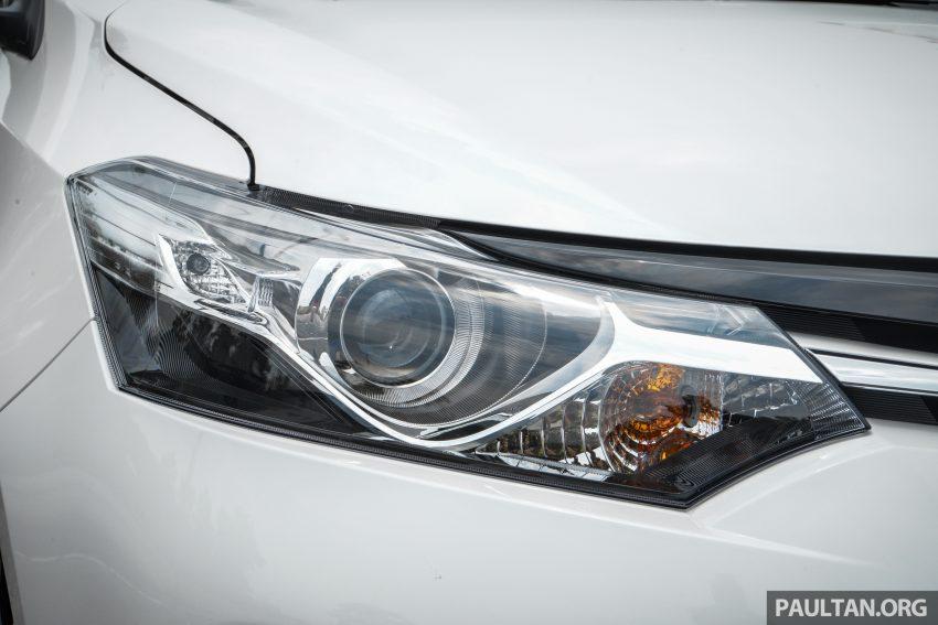 升级后有变更好吗?升级版Toyota Vios 深度试驾评测。 Image #9248