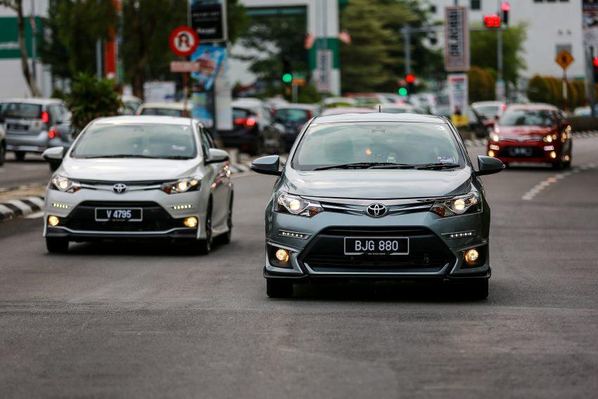 升级后有变更好吗?升级版Toyota Vios 深度试驾评测。 Image #9345