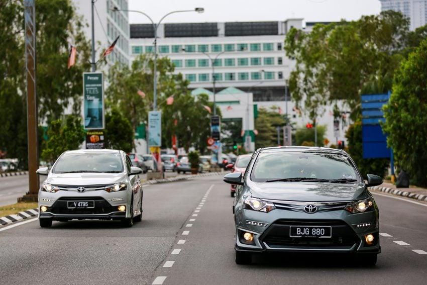 升级后有变更好吗?升级版Toyota Vios 深度试驾评测。 Image #9346