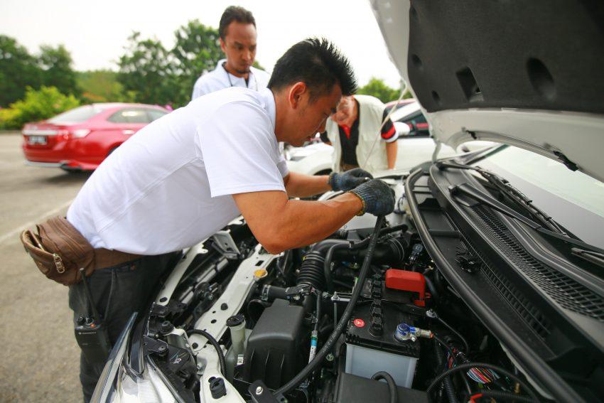 升级后有变更好吗?升级版Toyota Vios 深度试驾评测。 Image #9353