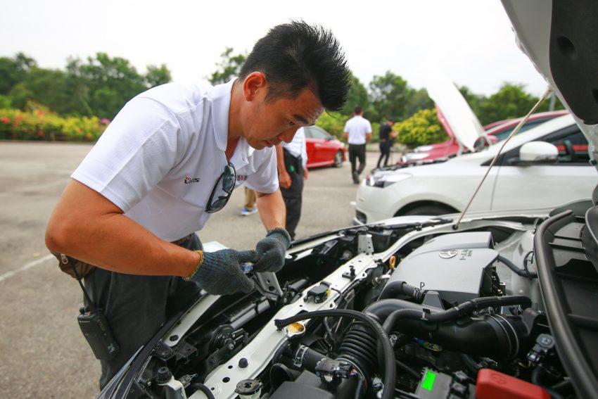 升级后有变更好吗?升级版Toyota Vios 深度试驾评测。 Image #9354