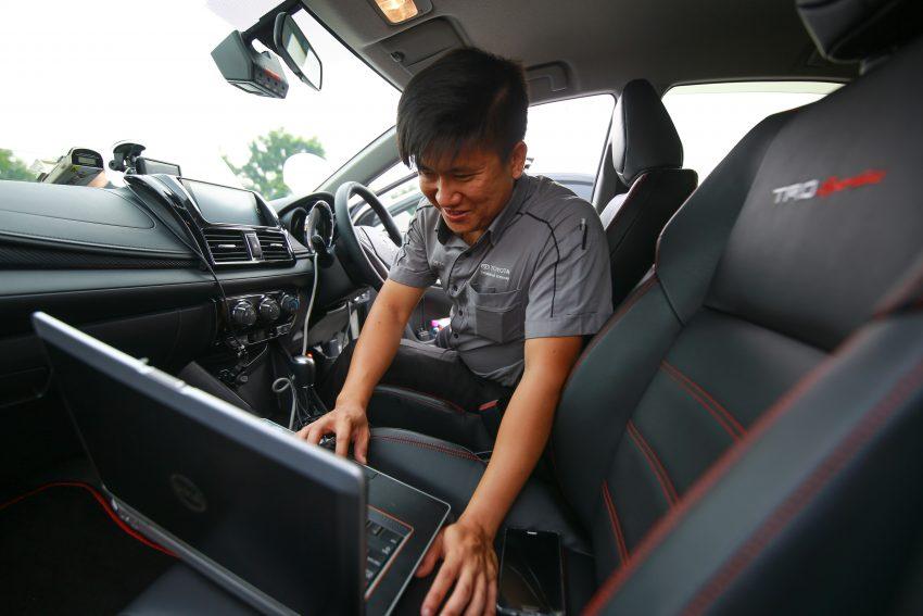升级后有变更好吗?升级版Toyota Vios 深度试驾评测。 Image #9355