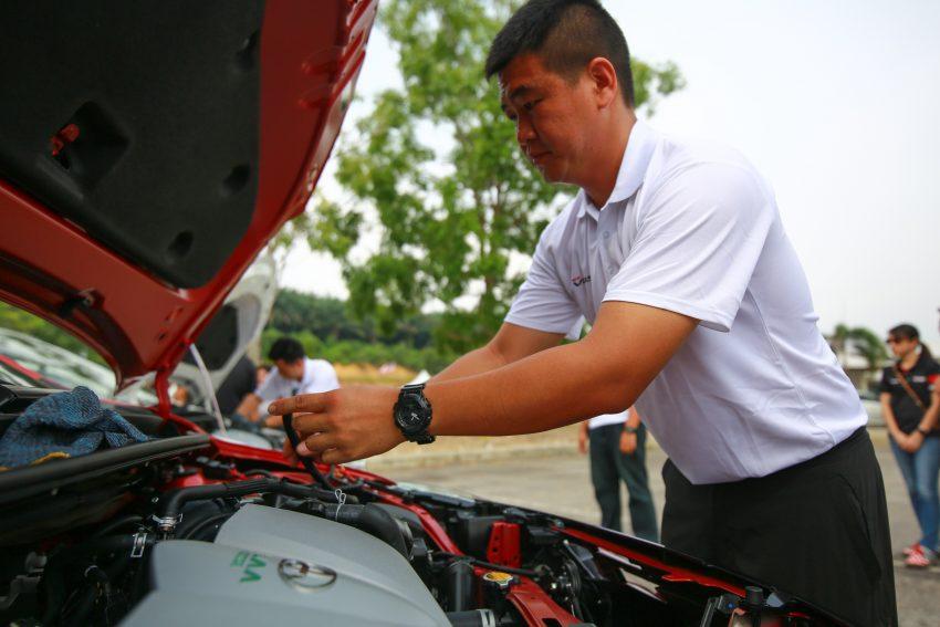 升级后有变更好吗?升级版Toyota Vios 深度试驾评测。 Image #9356