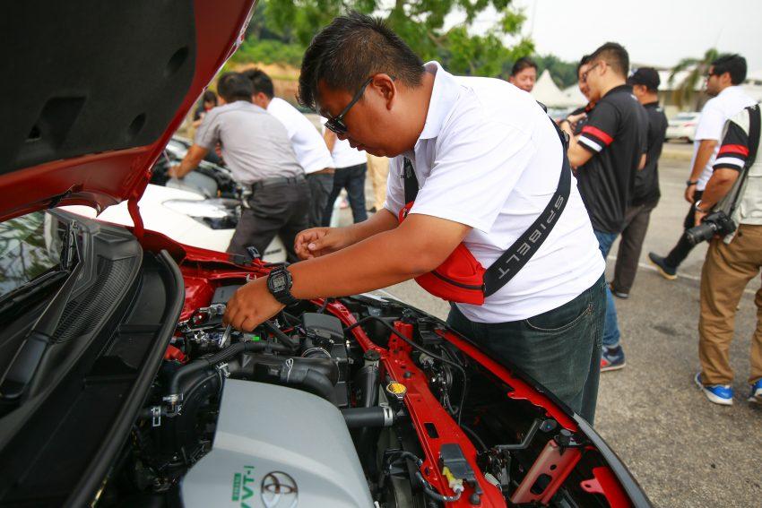 升级后有变更好吗?升级版Toyota Vios 深度试驾评测。 Image #9357