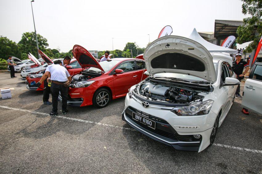 升级后有变更好吗?升级版Toyota Vios 深度试驾评测。 Image #9377