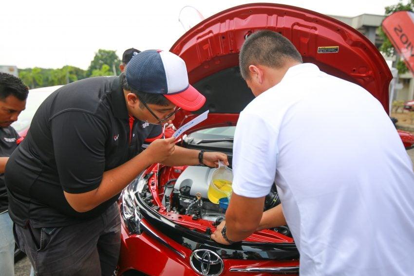 升级后有变更好吗?升级版Toyota Vios 深度试驾评测。 Image #9392