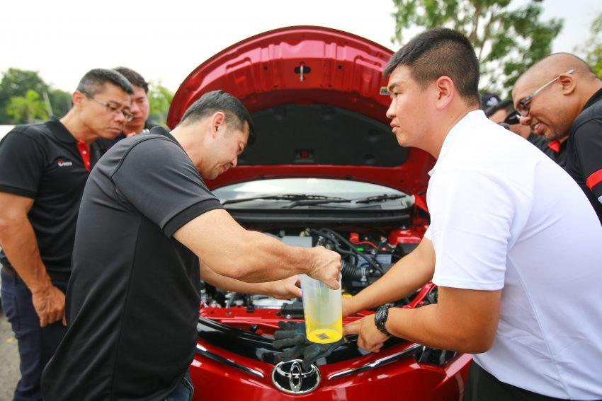 升级后有变更好吗?升级版Toyota Vios 深度试驾评测。 Image #9396