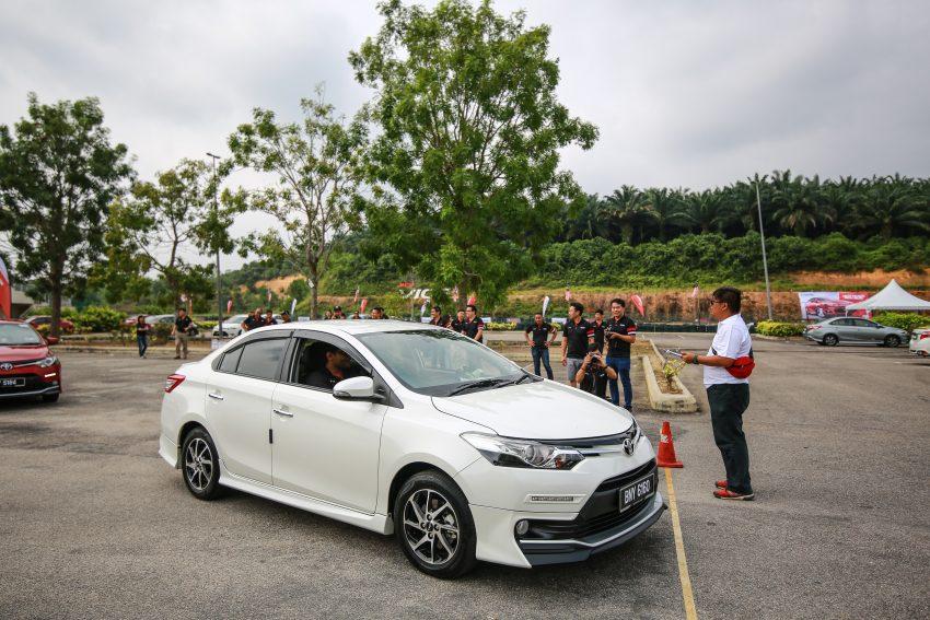 升级后有变更好吗?升级版Toyota Vios 深度试驾评测。 Image #9401