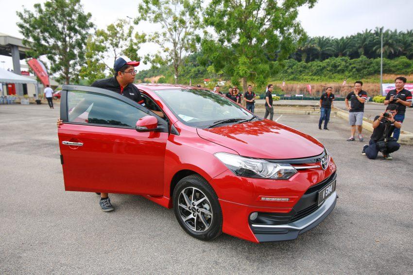 升级后有变更好吗?升级版Toyota Vios 深度试驾评测。 Image #9402