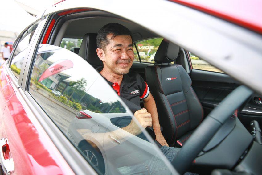 升级后有变更好吗?升级版Toyota Vios 深度试驾评测。 Image #9403