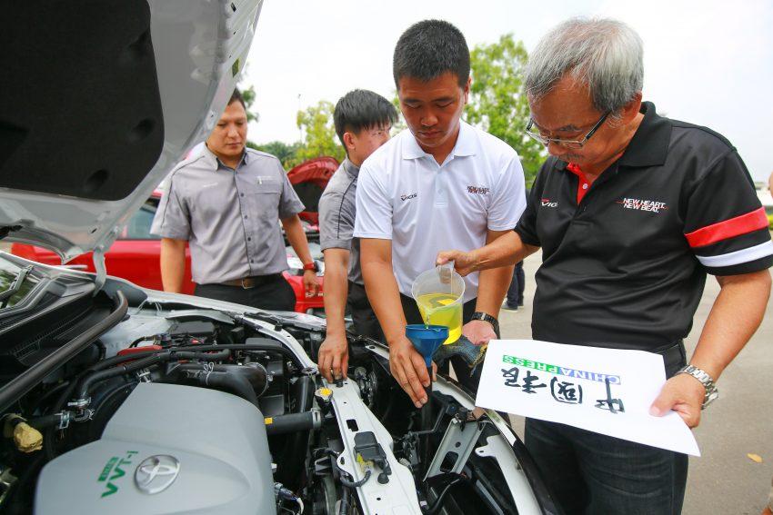 升级后有变更好吗?升级版Toyota Vios 深度试驾评测。 Image #9415