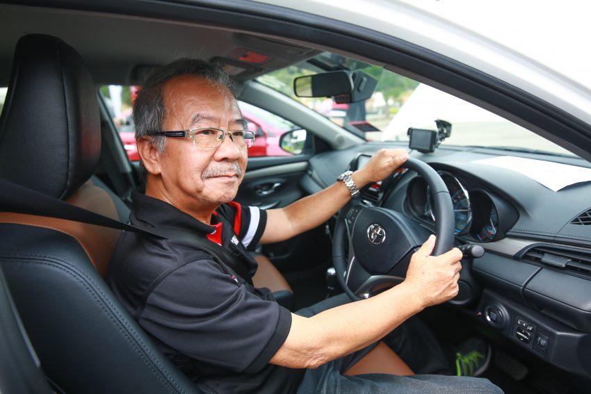 升级后有变更好吗?升级版Toyota Vios 深度试驾评测。 Image #9417