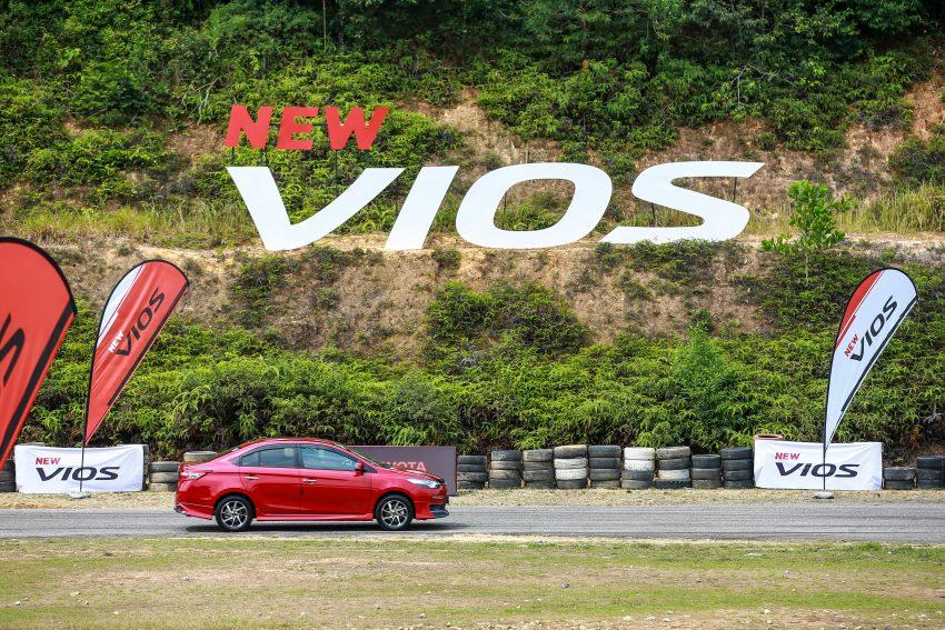 升级后有变更好吗?升级版Toyota Vios 深度试驾评测。 Image #9419