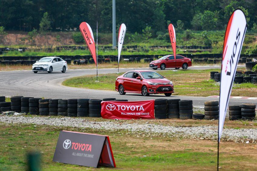 升级后有变更好吗?升级版Toyota Vios 深度试驾评测。 Image #9420