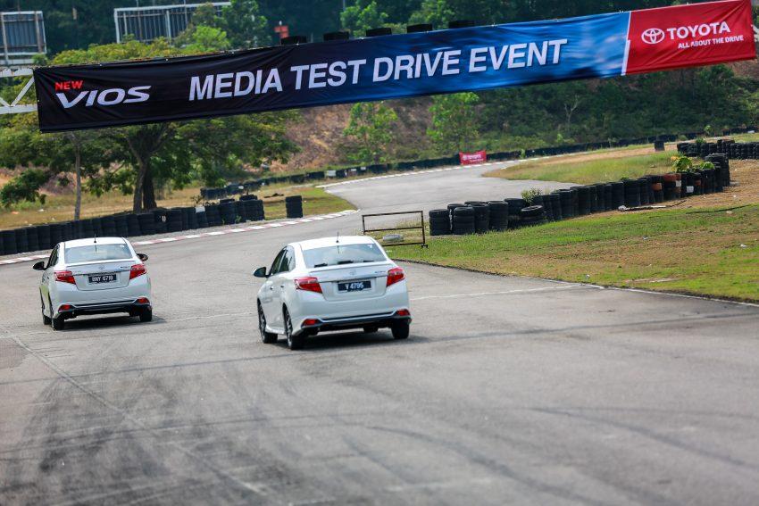 升级后有变更好吗?升级版Toyota Vios 深度试驾评测。 Image #9423