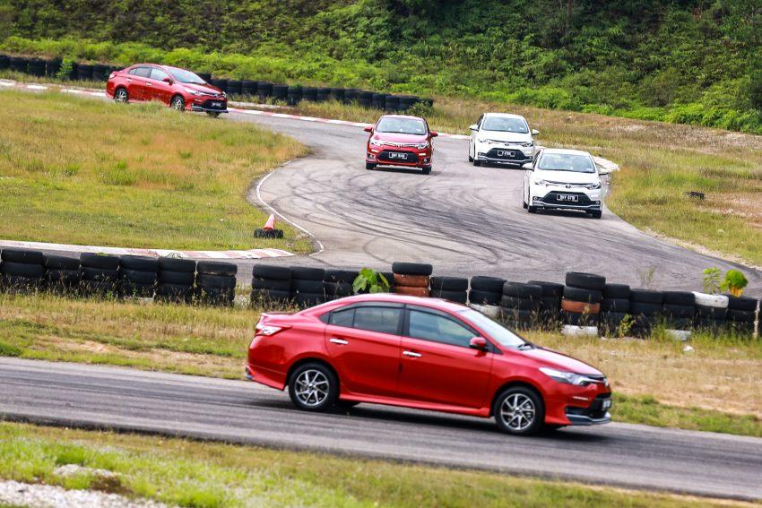升级后有变更好吗?升级版Toyota Vios 深度试驾评测。 Image #9425