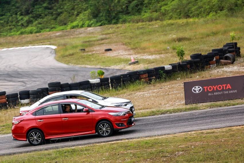 升级后有变更好吗?升级版Toyota Vios 深度试驾评测。 Image #9429