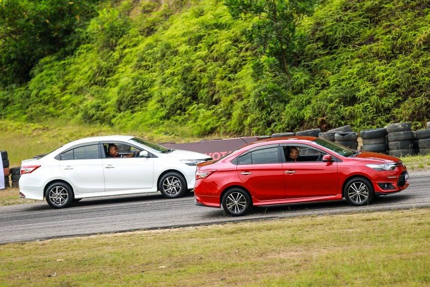 升级后有变更好吗?升级版Toyota Vios 深度试驾评测。 Image #9430