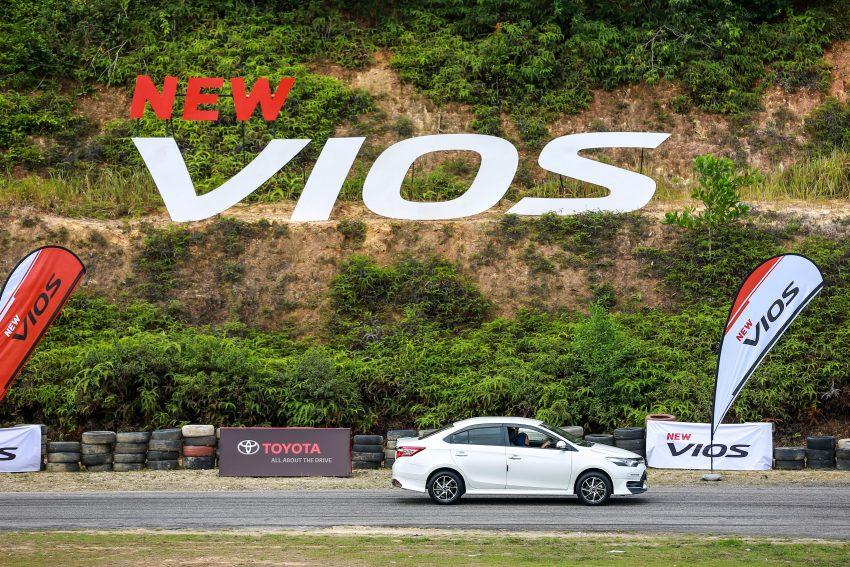 升级后有变更好吗?升级版Toyota Vios 深度试驾评测。 Image #9431