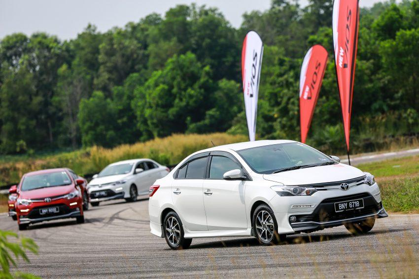 升级后有变更好吗?升级版Toyota Vios 深度试驾评测。 Image #9434