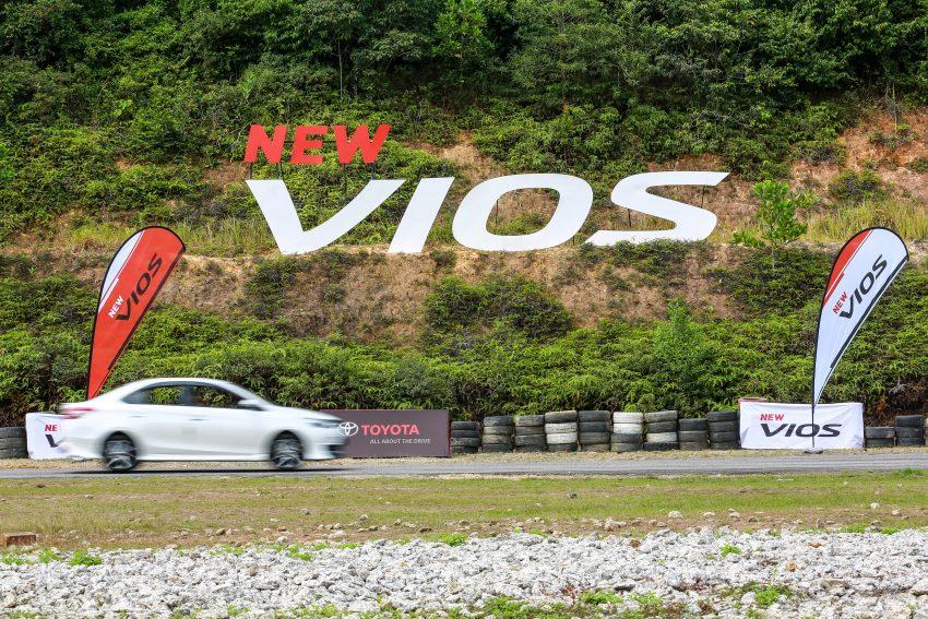 升级后有变更好吗?升级版Toyota Vios 深度试驾评测。 Image #9441