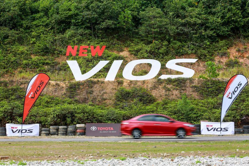 升级后有变更好吗?升级版Toyota Vios 深度试驾评测。 Image #9443
