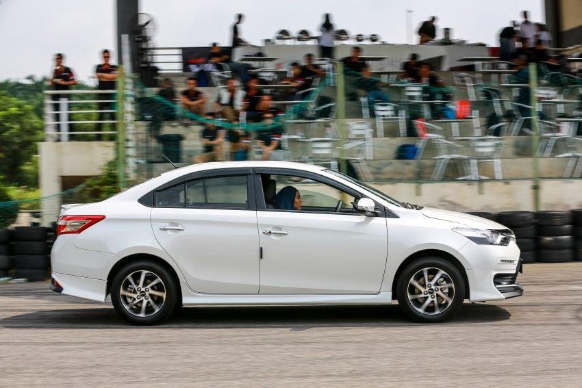 升级后有变更好吗?升级版Toyota Vios 深度试驾评测。 Image #9447
