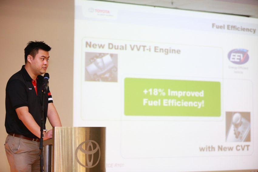 升级后有变更好吗?升级版Toyota Vios 深度试驾评测。 Image #9334