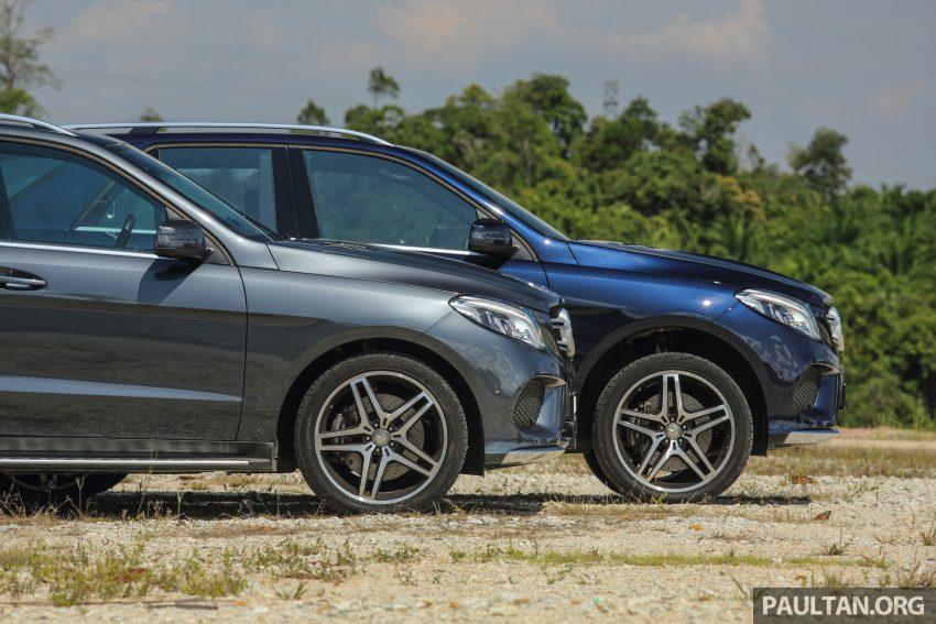 2018 Mercedes Gle >> 看图说车:Mercedes-Benz GLE 400 4Matic AMG Line。 mercedes-benz-gle-400-4matic-malaysia-38 - Paul Tan ...