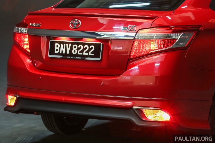 升级版Toyota Vios上市,新引擎和变速箱,全线搭配VSC,新增1.5 GX等级,价格从RM 76.5k至RM 96.4k! Image #8952