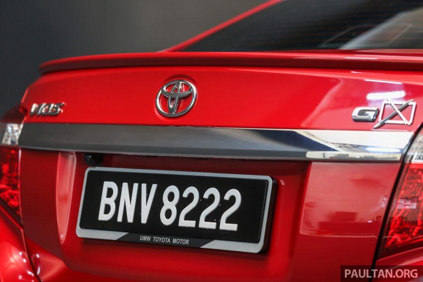 升级版Toyota Vios上市,新引擎和变速箱,全线搭配VSC,新增1.5 GX等级,价格从RM 76.5k至RM 96.4k! Image #8958