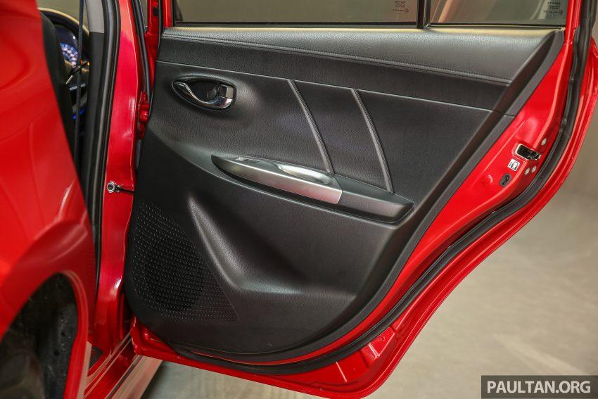 升级版Toyota Vios上市,新引擎和变速箱,全线搭配VSC,新增1.5 GX等级,价格从RM 76.5k至RM 96.4k! Image #8980