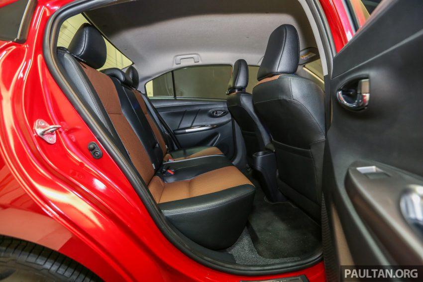 升级版Toyota Vios上市,新引擎和变速箱,全线搭配VSC,新增1.5 GX等级,价格从RM 76.5k至RM 96.4k! Image #8989