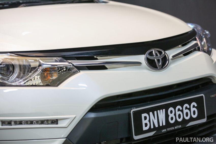 升级版Toyota Vios上市,新引擎和变速箱,全线搭配VSC,新增1.5 GX等级,价格从RM 76.5k至RM 96.4k! Image #9009