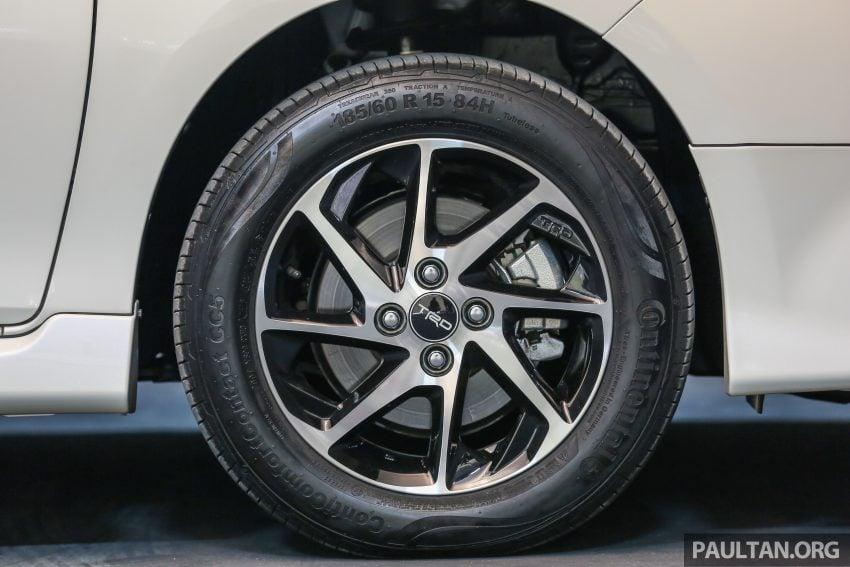 升级版Toyota Vios上市,新引擎和变速箱,全线搭配VSC,新增1.5 GX等级,价格从RM 76.5k至RM 96.4k! Image #9013