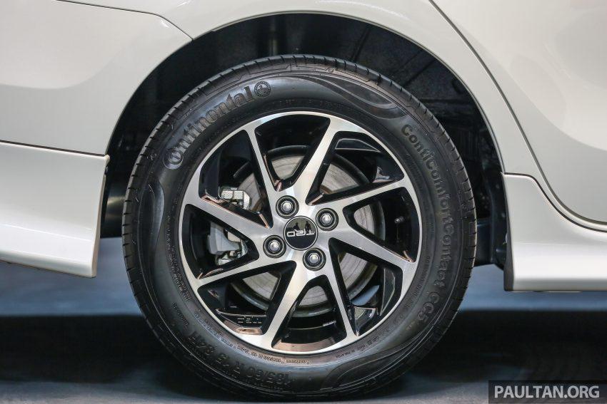 升级版Toyota Vios上市,新引擎和变速箱,全线搭配VSC,新增1.5 GX等级,价格从RM 76.5k至RM 96.4k! Image #9018