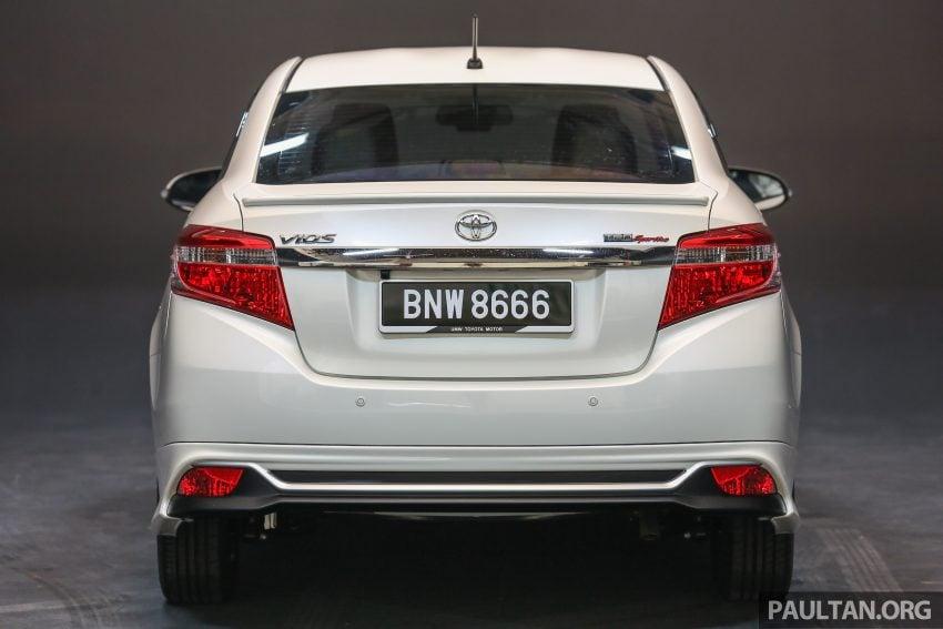 升级版Toyota Vios上市,新引擎和变速箱,全线搭配VSC,新增1.5 GX等级,价格从RM 76.5k至RM 96.4k! Image #9020