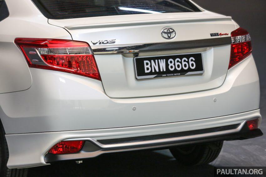 升级版Toyota Vios上市,新引擎和变速箱,全线搭配VSC,新增1.5 GX等级,价格从RM 76.5k至RM 96.4k! Image #9025