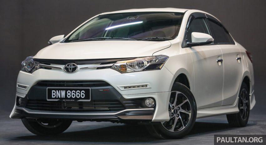 升级版Toyota Vios上市,新引擎和变速箱,全线搭配VSC,新增1.5 GX等级,价格从RM 76.5k至RM 96.4k! Image #9000