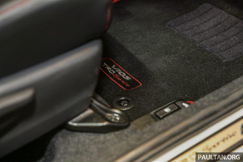 升级版Toyota Vios上市,新引擎和变速箱,全线搭配VSC,新增1.5 GX等级,价格从RM 76.5k至RM 96.4k! Image #9050