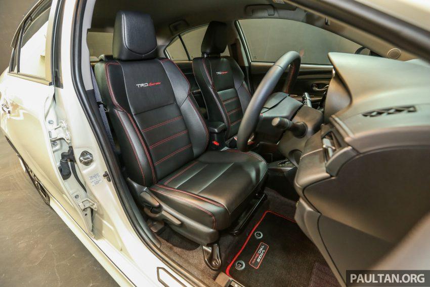 升级版Toyota Vios上市,新引擎和变速箱,全线搭配VSC,新增1.5 GX等级,价格从RM 76.5k至RM 96.4k! Image #9063