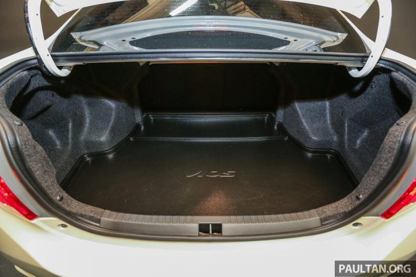 升级版Toyota Vios上市,新引擎和变速箱,全线搭配VSC,新增1.5 GX等级,价格从RM 76.5k至RM 96.4k! Image #9069