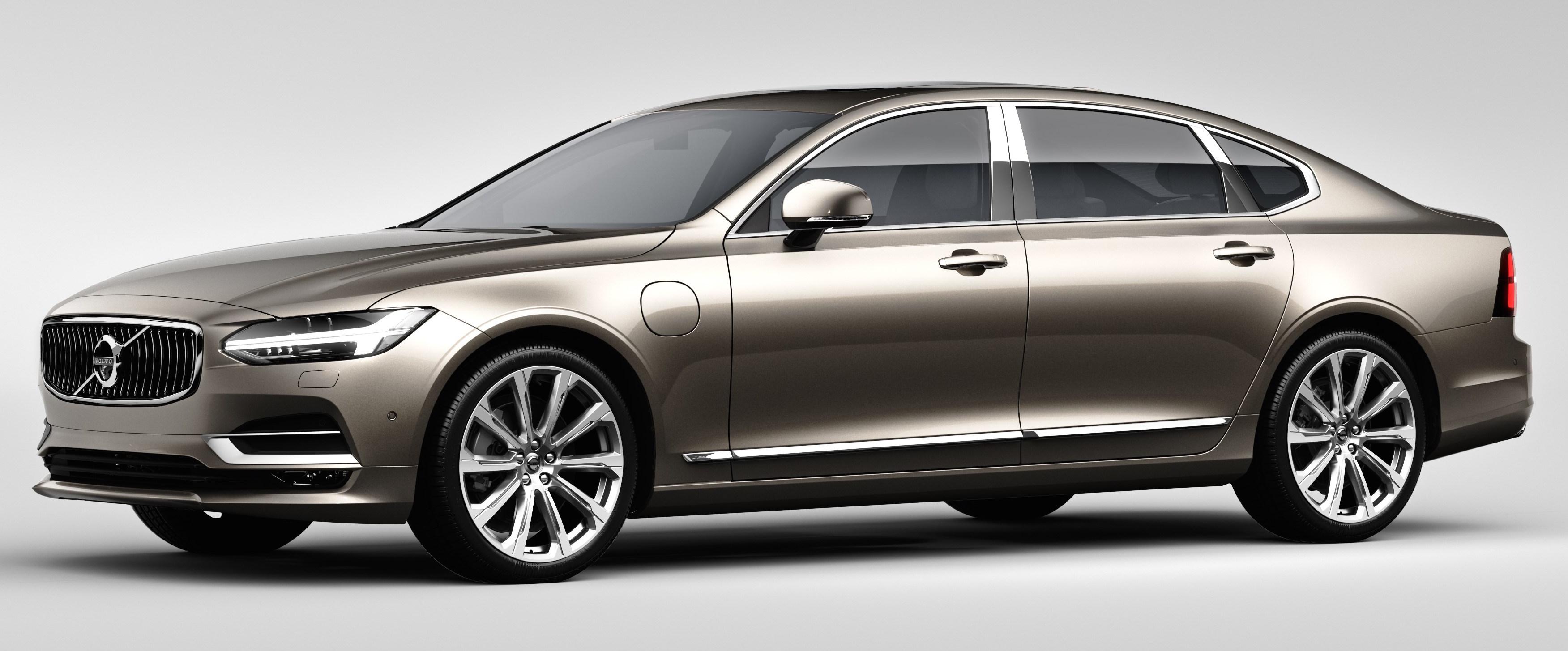 中国发布 Volvo S90 L 与 S90 Excellence 奢华配备视频。 Volvo S90